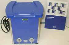 Jewelry Cleaner, Elmasonic E15H Ultrasonic Cleaner, Heater, Made In Germany