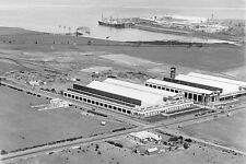 GEELONG - FORD CAR FACTORY 2nd view 6 April 1926 Aerial modern digital Postcard