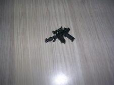 gi joe Cobra Commander 1987 Black Gun!