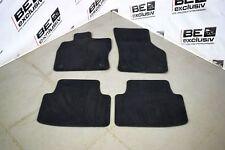 VW Passat b8 GTE Limousine fussmatte Tissu Tapis Titan Noir Set 4 pièces