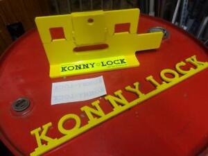 Fiat Ducato III & Jumper *Konny-Lock* Pedalfessel / 6mm dickes starkes Blech !