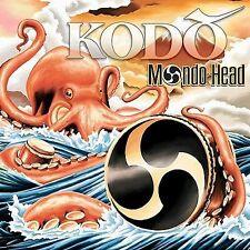 Kodo - Mondo Head  w/Mickey Hart (Grateful Dead)    Red Ink Records