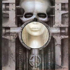 Emerson Lake & Palmer Brain Salad Surgery CD