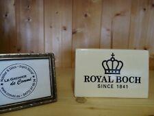 Présentoir publicitaire Royal Boch
