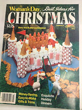 Woman's Day Magazine Christmas Ideas September 1981 062617nonr