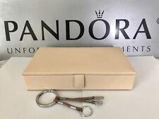 Pandora Pink Jewelry Box W/ Pandora Clasp Opener! Rare Edition! Collectores Item