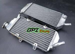 aluminum radiator for HUSQVARNA TC449 TE449/TE511 TXC449/TXC511 2011-2013 2012