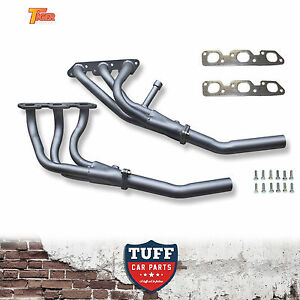 VU VY V6 Holden Commodore Ecotec 3.8 Tiger Headers Extractors & Manifold Gaskets