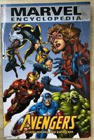 MARVEL ENCYCLOPEDIA The Avengers (2008) Marvel Comics TPB VG+