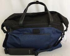 Tumi Duffel Regency Roll Top Weekender Bag - Tahoe - Blue - 79833BL - New
