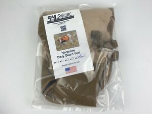 New Dog Camo Body Guard Vest With Neoprene Lining XL X-Large Hunting Hiking