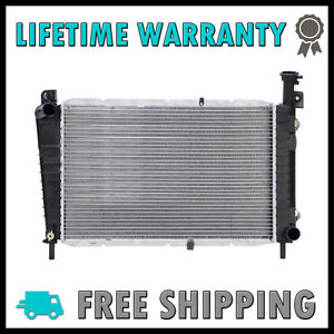 BRAND NEW RADIATOR #1 QUALITY & SERVICE, PLS COMPARE OUR RATINGS | 2.5 L4 3.0 V6