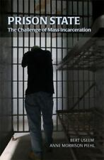 Prison State: The Challenge of Mass Incarceration (Cambridge Studies in Crimino