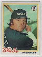 1978 Topps Baseball Chicago White Sox Team Set