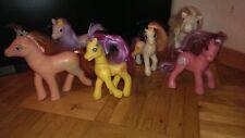 Vintage 6 x My Little Pony Konvolut - Hasbro von 1988