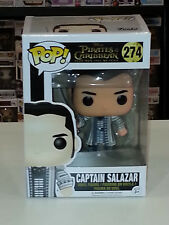 FUNKO POP CAPTAIN SALAZAR 274 PIRATES OF THE CARIBBEAN