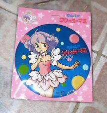 Magical Girl Creamy Mami 30th Anniversary 8cm Tin Badge Japan Limited MIP - B