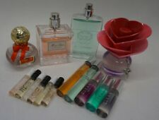 ASSORTED LOT Eau de Parfum Eau de Toilette Women AS-IS on pictures G8sm/22