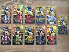 Panini FIFA 365 Adrenalyn XL 2016 Complete Set Limited Edition XXL Bonus Cards