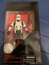 Star Wars Black Series: Hovertank Pilot (6 Inch Toys R Us Exclusive) NIB