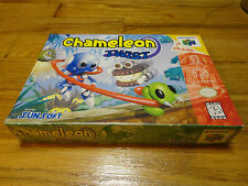 Chameleon Twist for N64 (Nintendo 64, 1997)  Brand New and Sealed  RARE