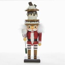 "New Kurt Adler 12"" Hollywd S'Mores Guy Nutcracker"