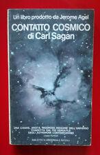 Contatto cosmico. Una prospettiva (OTTIMO), Carl Sagan (Jerome Agel), Bur, 1985.