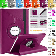 """High Quality Leather Stand 360°Rotating Case For Samsung Tab A7 10.4""""SM-T500/505"""