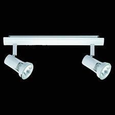 Deckenlampe Balkenspots Spotlights Teja Balkenlampe 2x50W GU10 230V 663.11 Weiß