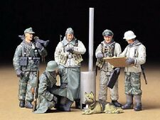 Tamiya America [TAM] 1:35 German Soldiers at Field Briefing Plastic Model Kit