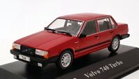 Atlas Editions 1/43 Scale Model Car 8 506 017 - Volvo 740 Turbo - Red