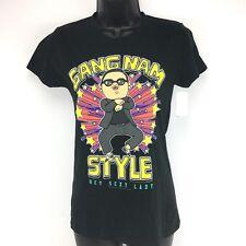 Gangnam Style Psy Hey Sexy Lady T Shirt Size Medium Black