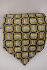 Silk Tie Pfizer Viagra Blue Pill Pharmaceutical Rep Erectile Dysfunction Necktie