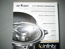 Infinity 52 Kappa, Sicken sind erneuert, Klebereste sind sichtbar