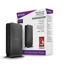 Netgear C3700 (N600) WiFi Cable Modem Router
