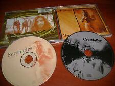 ANATHEMA Serenades / Crestfallen 2CD PEACEVILLE CDVILE 34 MY DYING BRIDE