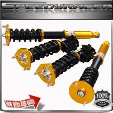 Fits 240sx S14 95-98 1995-1998 Coilover Suspension Strut shock kits Gold