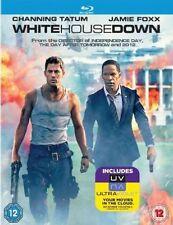 Channing Tatum Jamie Foxx White House Down 2013 Steelbook UK Blu-ray