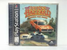 THE DUKES OF HAZARD - RACING FOR HOME - SONY PLAYSTATION 1  PS1 -COMPLETE - CIB