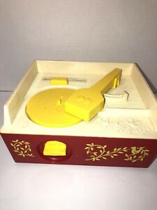 Fisher-Price Music Box Record Player - Vintage