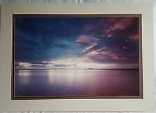 Clyde Butcher Photo Title Pine Island Sound Signed 10/250 year 1986