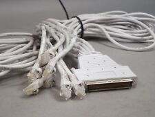 Network Interface 110025-5 Cable LFH160 Male to 8x RJ45 cat 5e