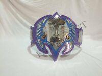 TNA JEFF HARDY Wrestling CHAMPIONSHIP BELT ADULT Replica