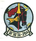 USMC Original vintage Squadron patch  HMM-264 Black Knights