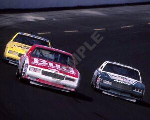Original 1985 Charlotte Speedway World 600 Waltrip Gant Earnhardt Racing Slide