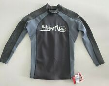BNWT QUIKSILVER 0.5mm LONG SLEEVE WETSUIT JACKET SIZE X-SMALL RRP $109.95