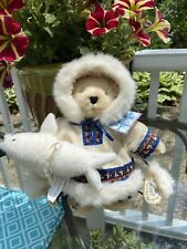 Muffy Of The North w/baby Seal & Tag, From The Muffy Vanderbear Collection