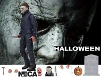 "NECA - HALLOWEEN 2018 -  ULTIMATE MICHAEL MYERS - 7"" ACTION FIGUR - NEU/OVP"