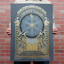 Umphrey's McGee NYE 12/31/2016 Poster Chicago A/E Limited #/50 S/N UM WSP Phish