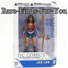 "DC Comics Designer Series 1 ""Wonder Woman"" by Jae Lee Action Figure (NEW/SEALED)"